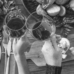 Hrana in vino