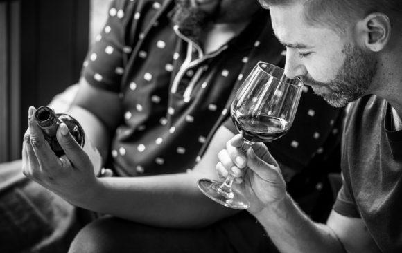 Kako okušati vino kot profesionalec 1.del