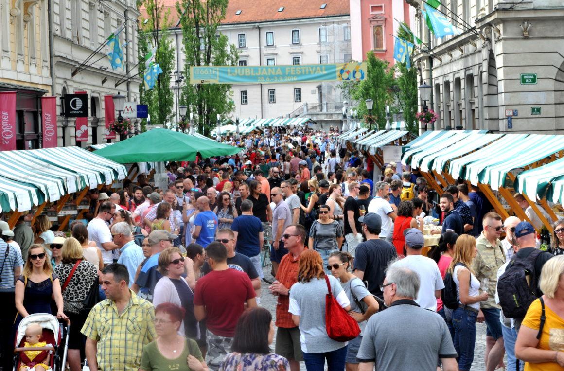 V Ljubljano prihaja prva poletna vinska osvežitev